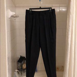 Black loose black pant